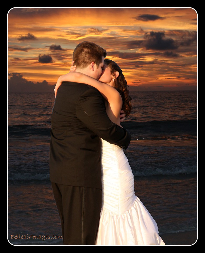 wedding sunset2