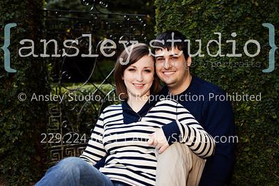 Angela & Nick in Maclay Gardens
