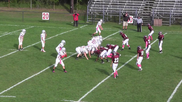 Video of MRHS Freshmen at Wall 10122012