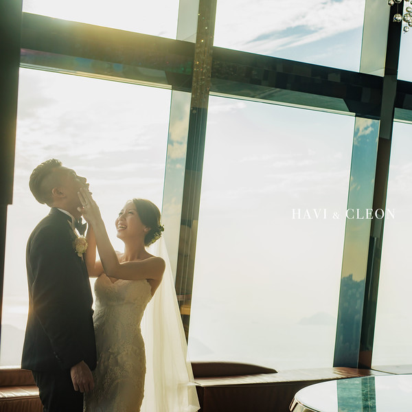 Wedding Day - Havi and Cleon (Peninsula and Ritz Carlton)