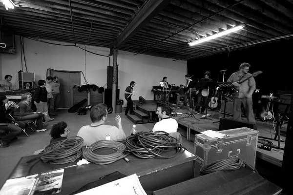 Band Rehersal