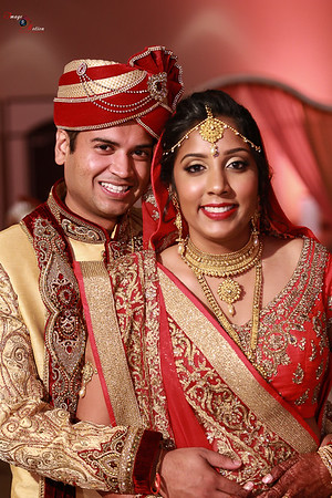VIBHA AND JAY WEDDING CEREMONY 1