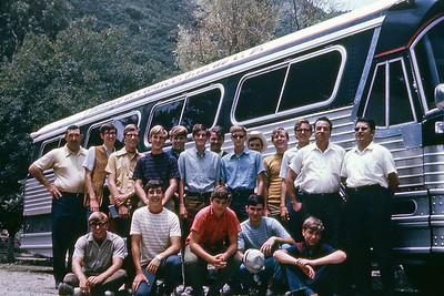 Mexico Tour 1970