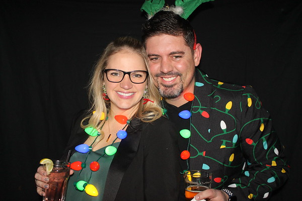 Bill Meador Insurance Agency Holiday Party 12-19-19