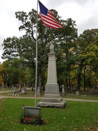 Forest Hill Cemetery, Ann Arbor