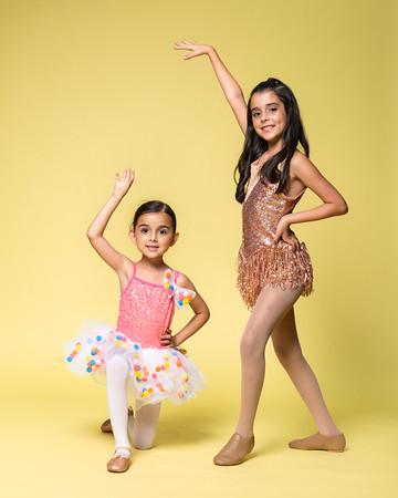 ARIANA & ANDREA PEREZ CARILLO