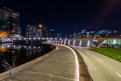 Jim Stynes Bridge