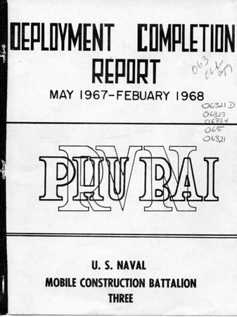NMCB-3 1967-1968