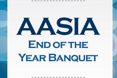 AASIA Banquet 5/31/14