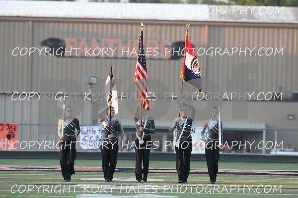Varsity-Oak Grove vs Pleasant Hill 9-26-14 Camera 1 of 2