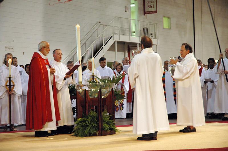Opening worship