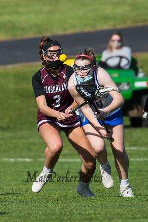 2021-4-13 WHS Girls Lacrosse vs Timberlane