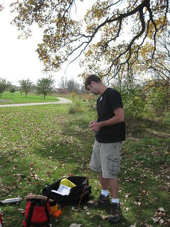 Geocaching/Tree Climbing 20111023