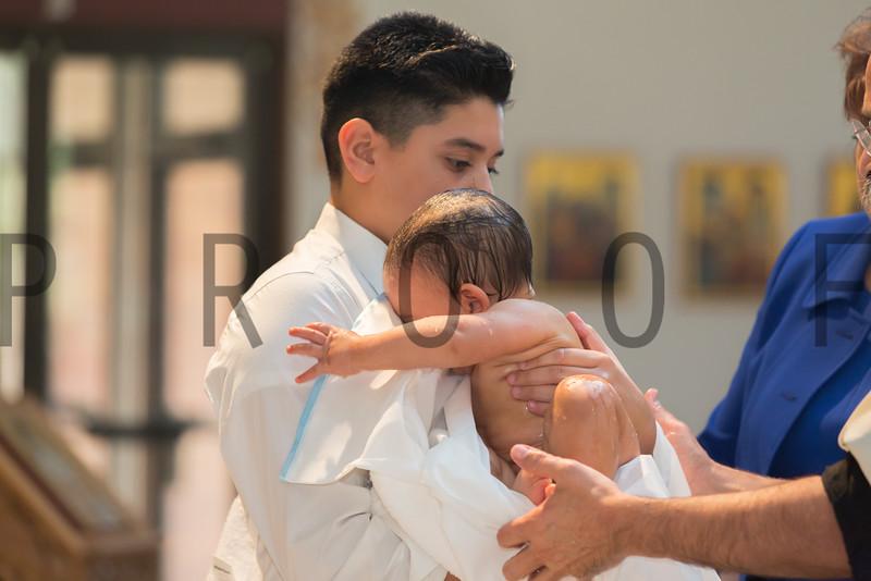 Mihos Baptism