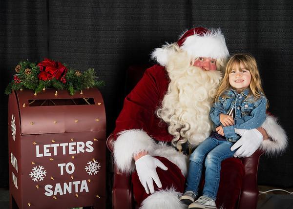 2018 Reindeer Games / Santa Claus
