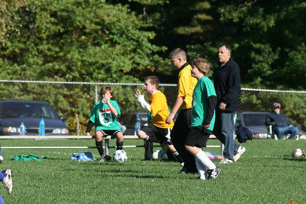 Soccer Oct 4, 2008