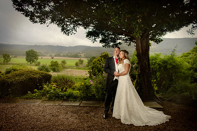 The Intimate and Perfect Chatsworth House Wedding of Sharon and Neil