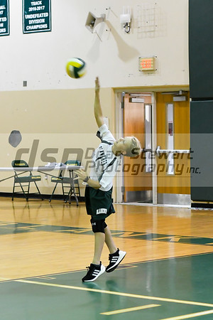 Boys Volleyball 11-14-18