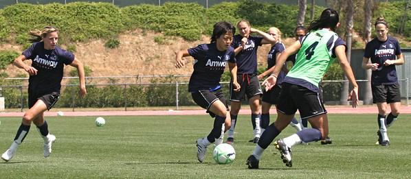 LA Sol Practice 0416/2009