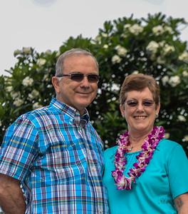 Hawaii -- 50 th Wedding Anniversary