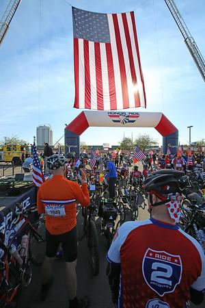 2018 Honor Ride  Las Vegas