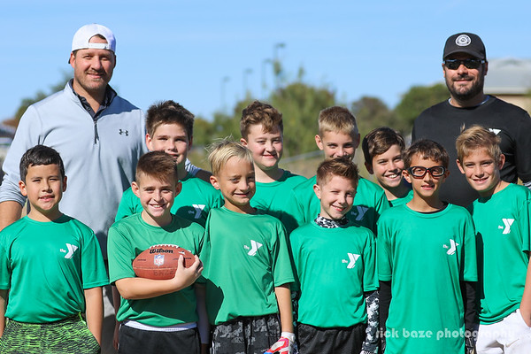 2019 YMCA Eagles Flag Football 10U