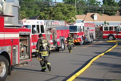 Basement fire - 287 Fairchild Ave Fairfield, CT - 7/10/2021