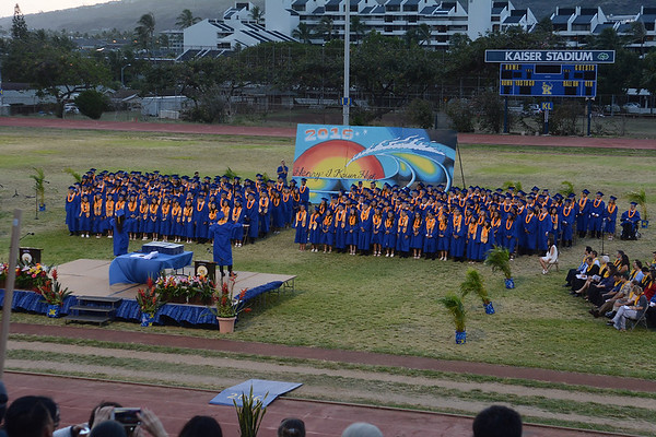Kaiser HS Project Grad 2016