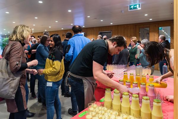 New Year's Toast: NIOO 2020