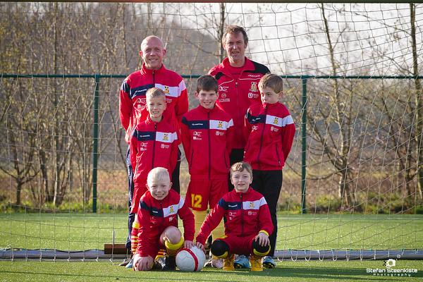 26/03/2016: FC Destelbergen 43ste Paastornooi