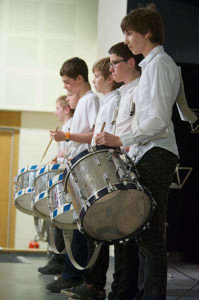 Audition école de Musique 2013