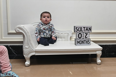 Sultan turns 7