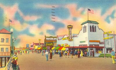 Ocean City 1928-1950