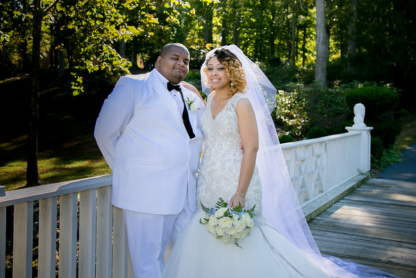Shamika & Geoffrey Wedding