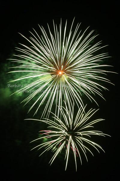 Sonoma Fireworks 2011