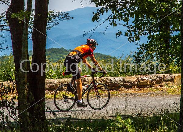 Blue Ridge Parkway Bike Ride - ACA - Day 6