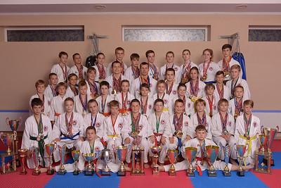 RS Karate Team 2017