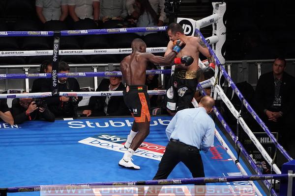 Joshua Buatsi Defeats Marco Antonio Periban by TKO