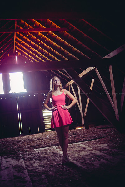 Senior Pictures - Maddy - blog