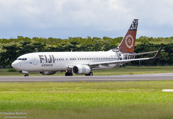 AIR PACIFIC / FIJI AIRWAYS