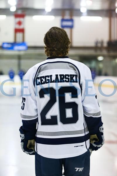Ice Hockey vs. Salve Regina (NCAA Tournament Rd. 1)