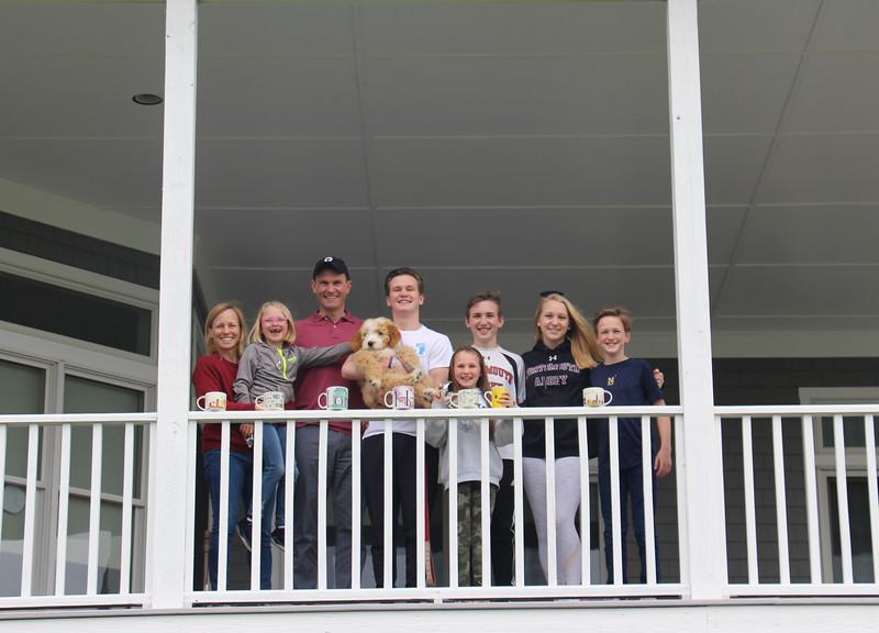The O'Hara Family