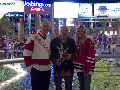 Phoenix Coyotes vs. Columbus Bluejackets