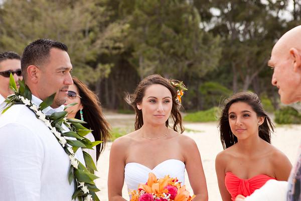 Paul & Amber's Hawaii Wedding 10-22-12