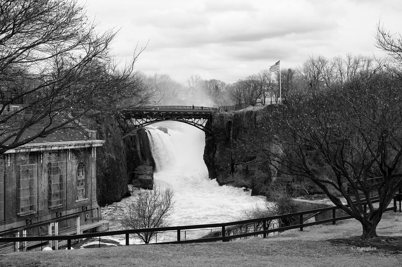 Great Falls Park, Paterson NJ - Mar 9 2011
