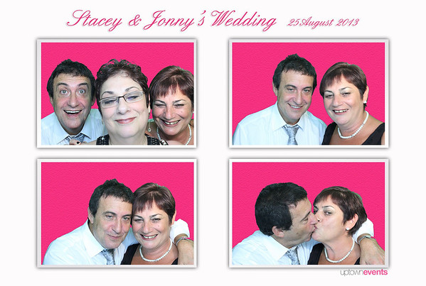 Stacey & Jonny Wedding