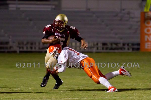 Boone JV Football #14- 2011