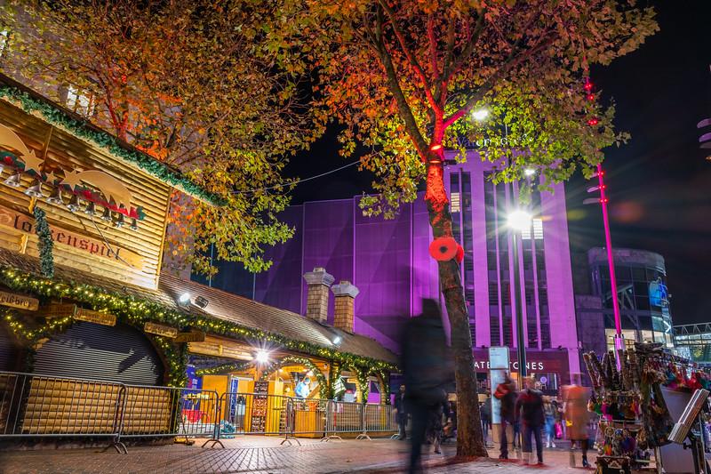 Remembrance Sunday - Birmingham Evening