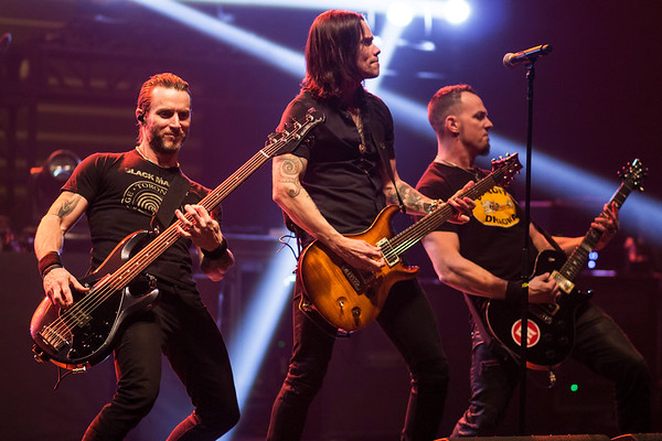 Alter Bridge, The Wiltern 2-19-17