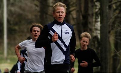 Bilder fra juniortreningen